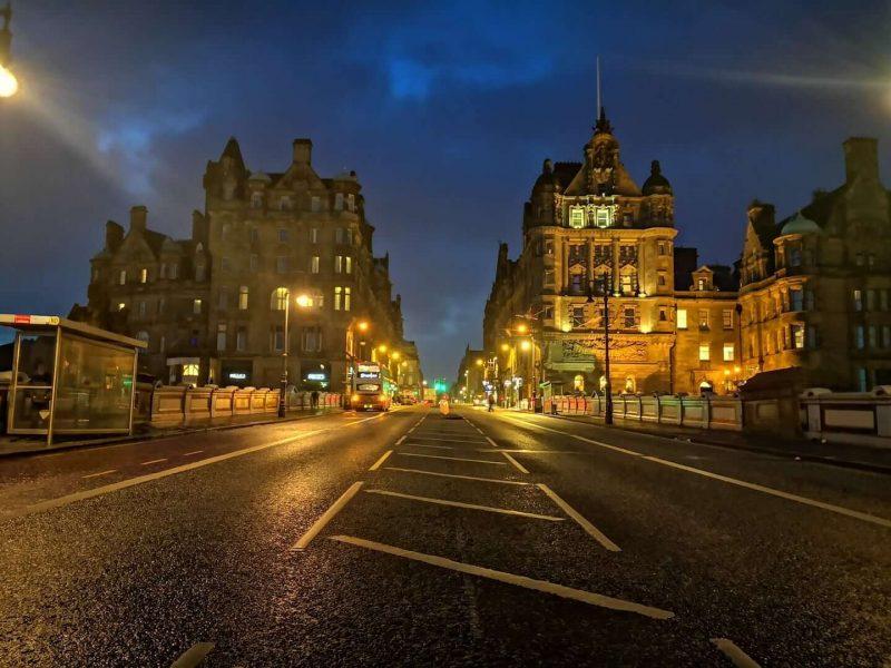 North Bridge Edimburgo leggende