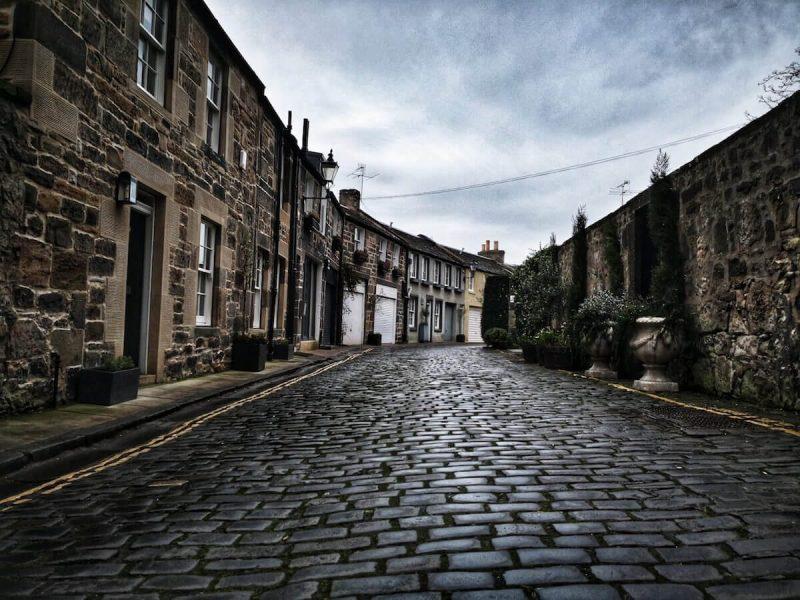 Stockbridge Edimburgo Leggende