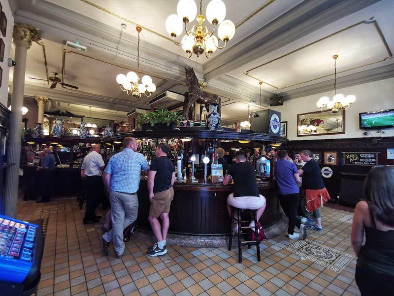 The Horseshoes Bar Glasgow