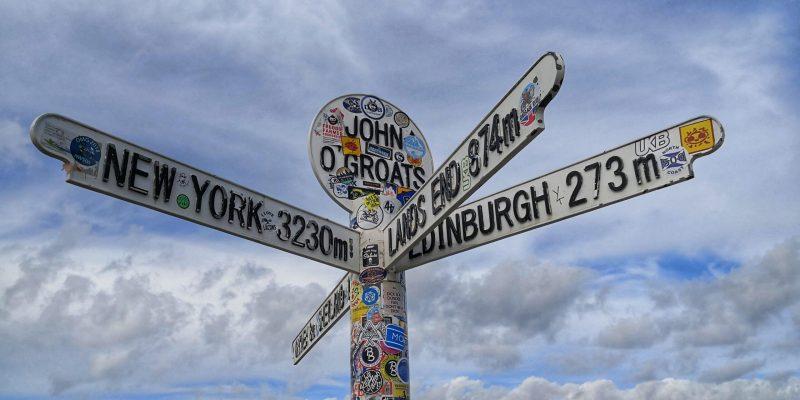 Assicurazione viaggio Scozia