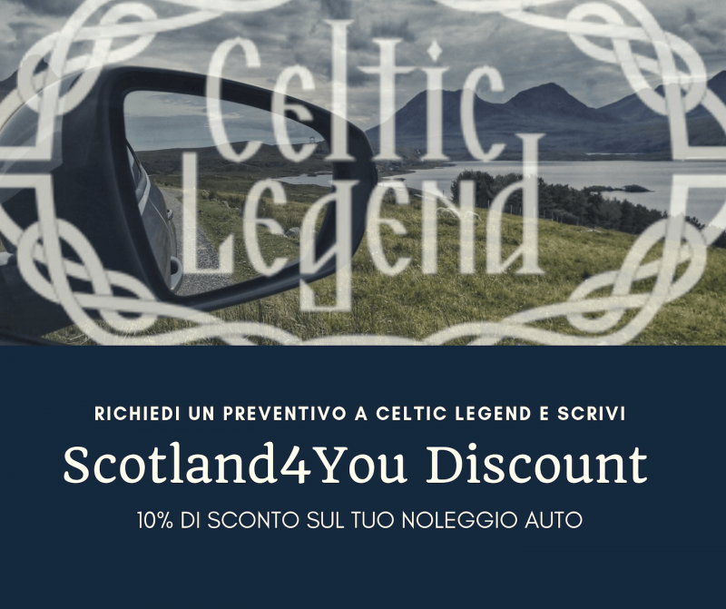 Celtic Legend Discount Scotland4you