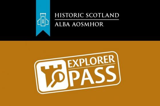 Historic Scotland Explorer Pass Scozia
