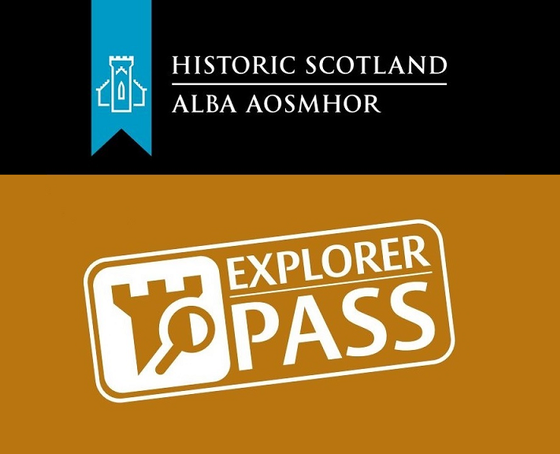 Historic Scotland Explorer Pass Scozia