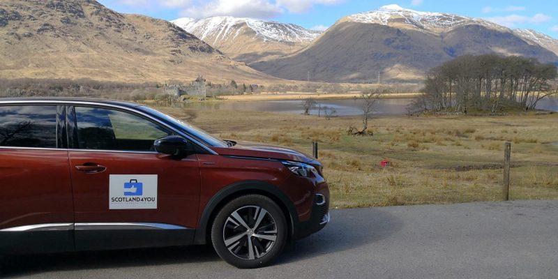 Noleggio auto Scozia Celtic Legend