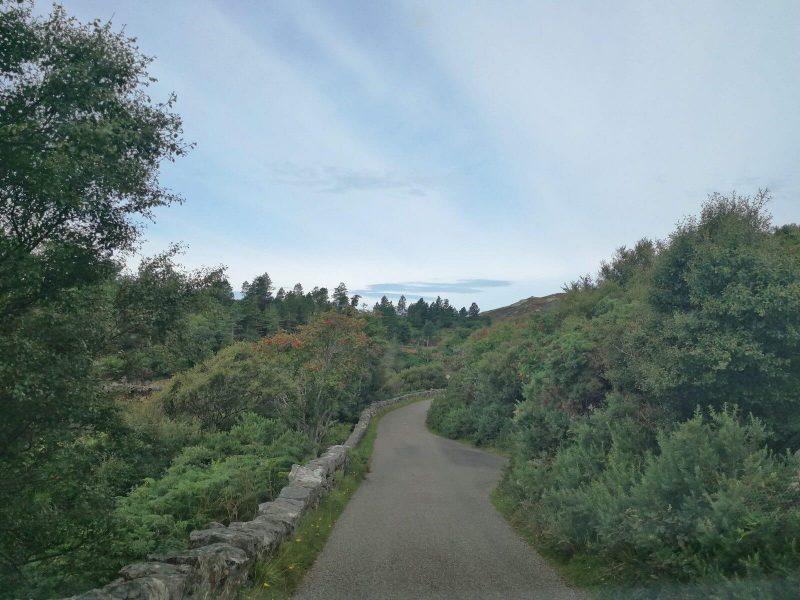 Noleggio auto Scozia Highlands