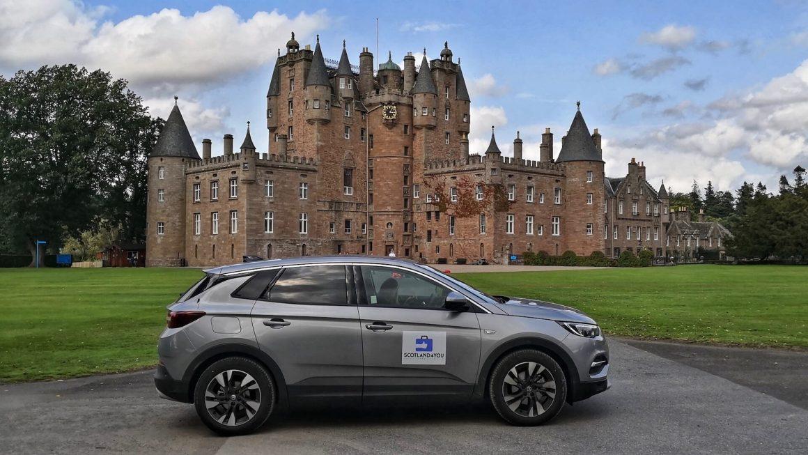 Noleggio auto in Scozia