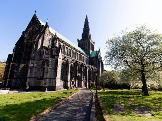 St Mungo Cathedral Glasgow