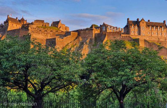 biglietto ingresso castello Edimburgo