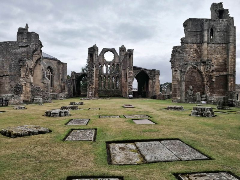 Elgin Cathedral Explorer Pass