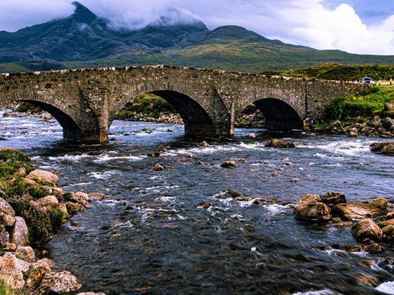 Sligachan Bridge Skye