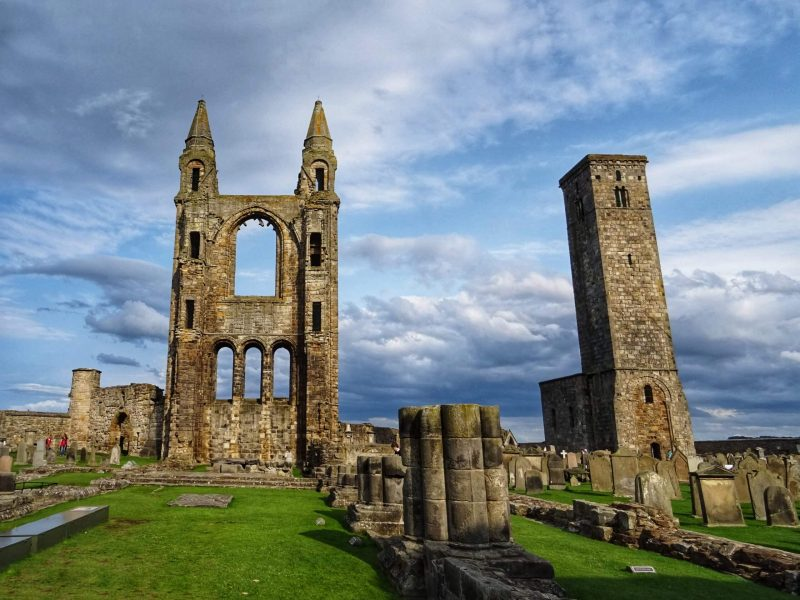 St. Andrews Cathedral Explorer Pass