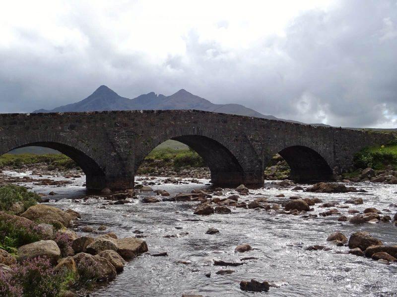 Sligachan Bridge Isola Skye