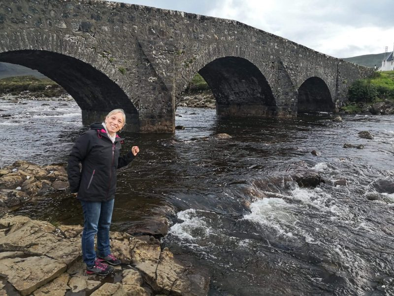 Sligachan Bridge leggenda