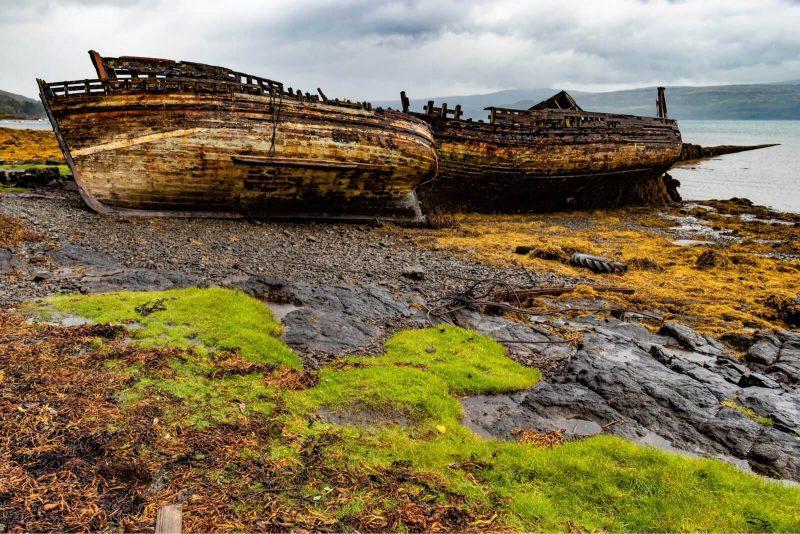 Isola Mull Salen