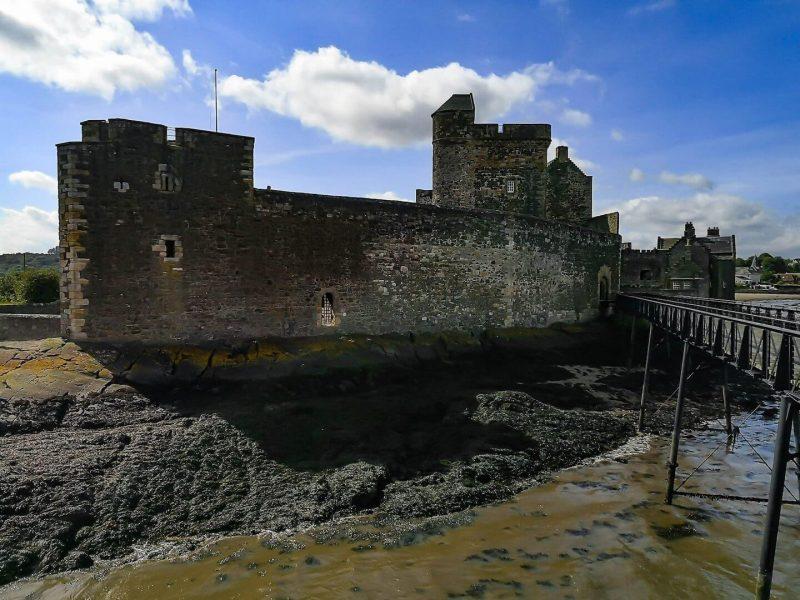 Blackness Castle castello