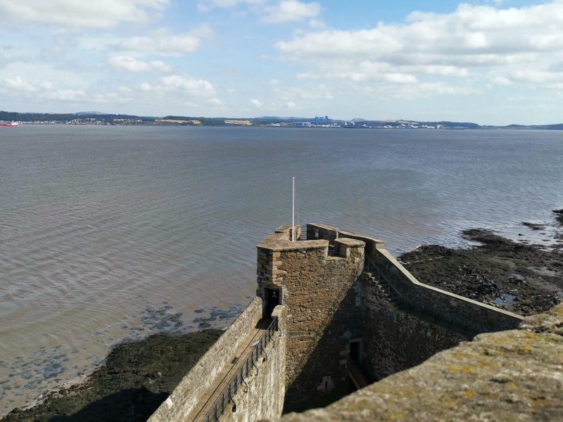 Blackness Castle North Tower