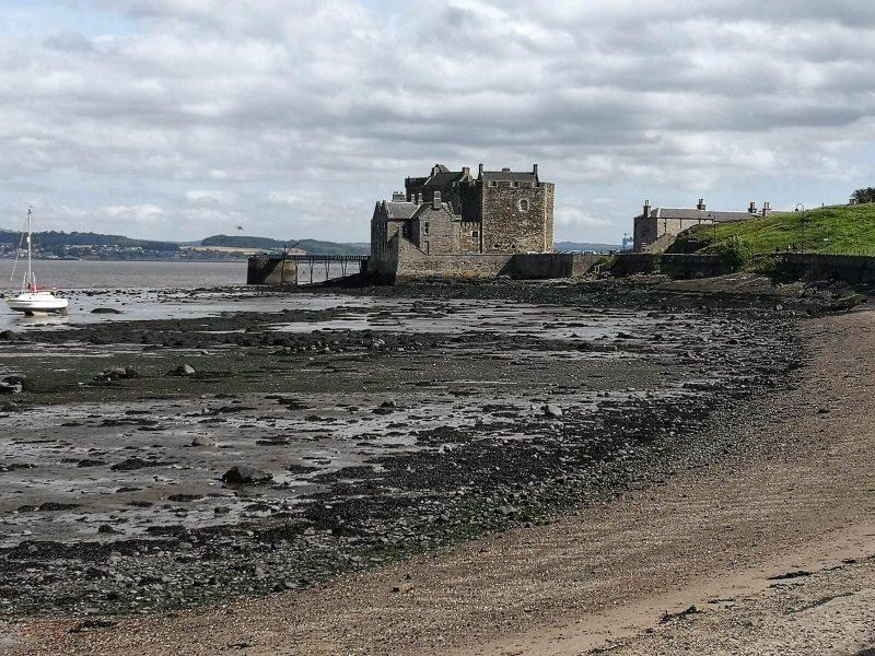 Blackness Castle Scozia