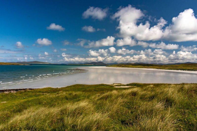 Clachan Sands Beach North Uist