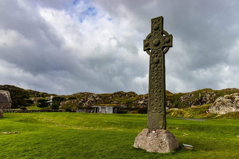 St Martin Cross Iona