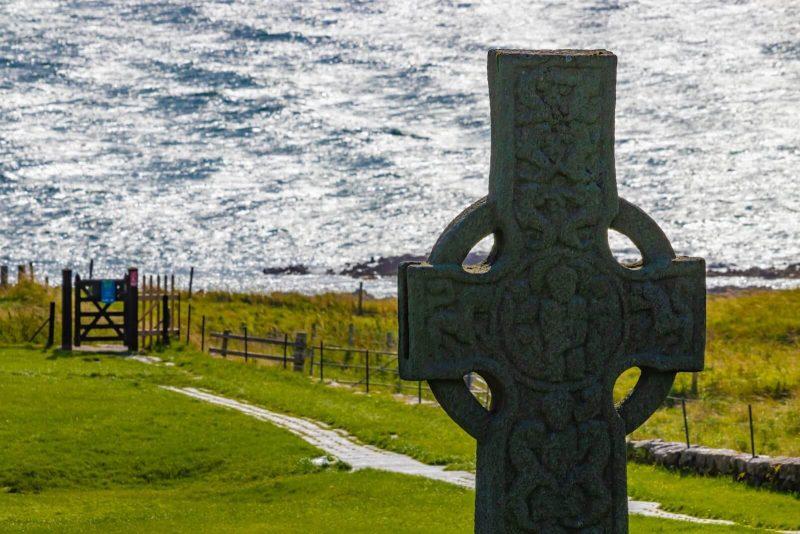 Iona isola Scozia