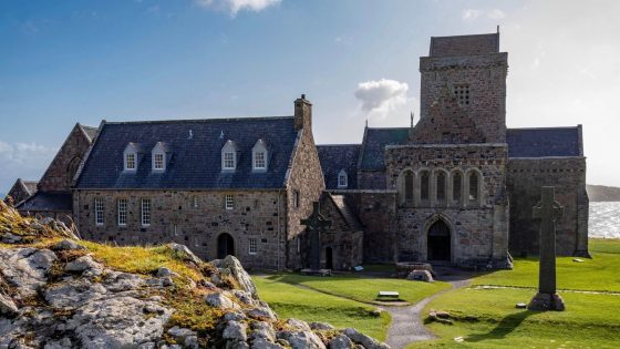 Iona Abbey Scozia