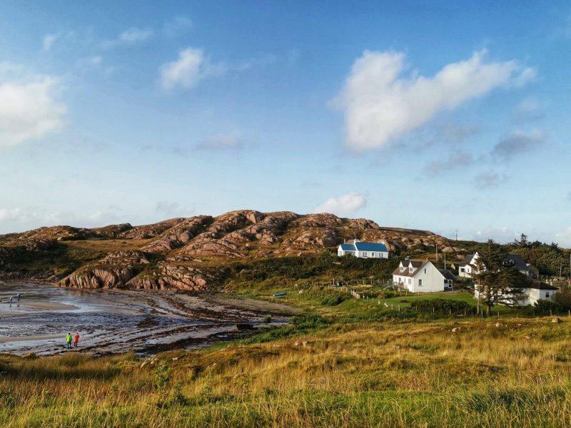 Isola di Mull Scozia