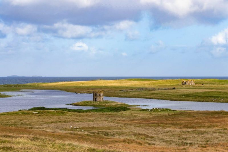 Scolpaig Tower North Uist