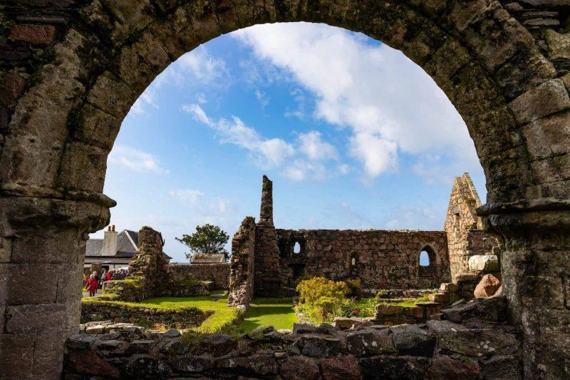 Nunnery Isle of Iona