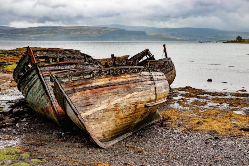 Salen Isle Mull