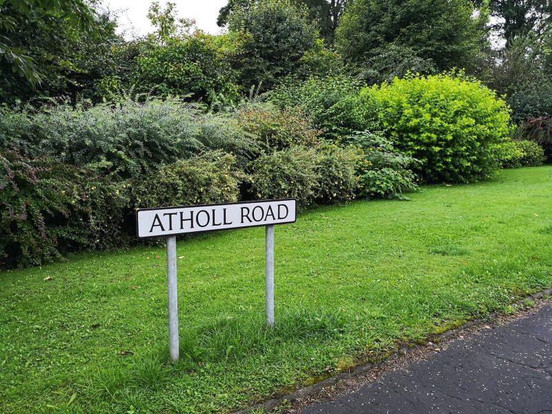 Atholl Road Signal