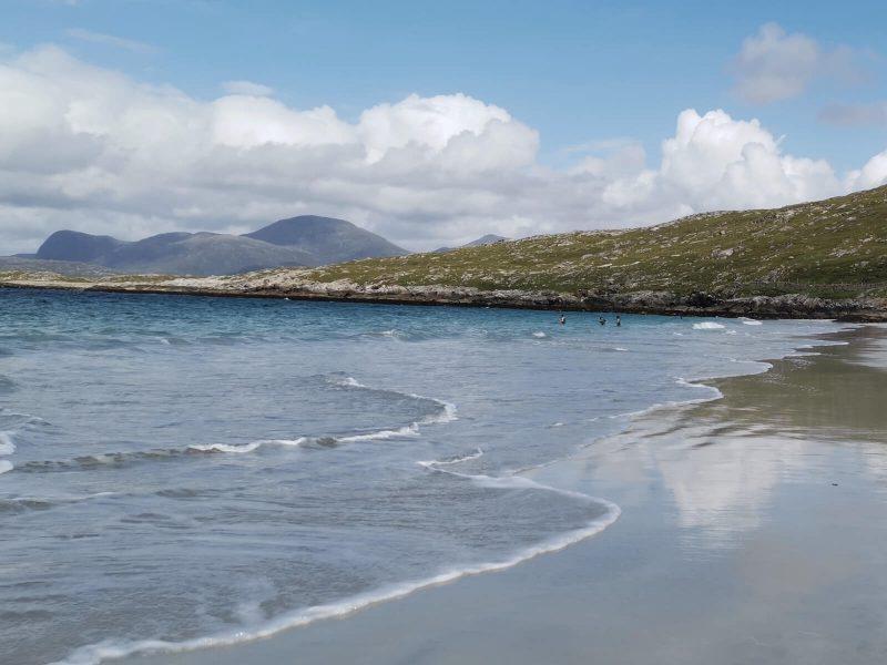 Harris isola beach