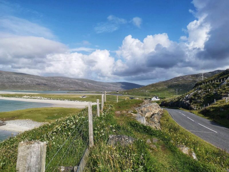 Isola Harris Scozia