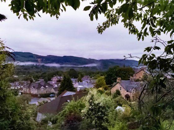 Pitlochry Scozia