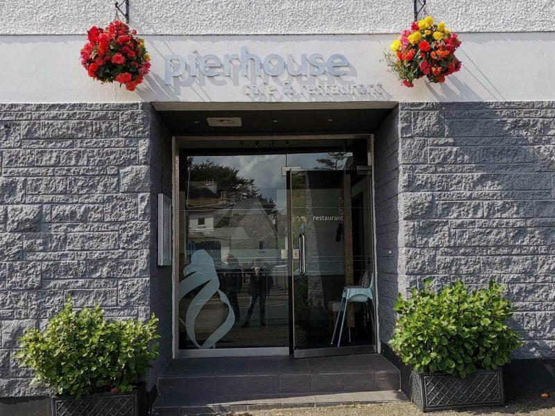 Pierhouse Restaurant Isola Harris