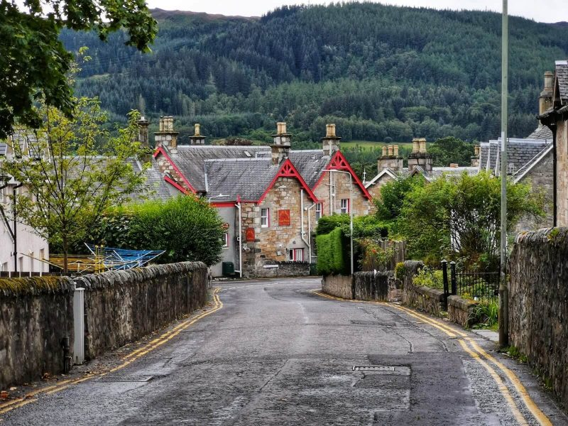 Pitlochry Perthshire