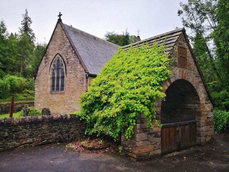 Pitlochry Trinity Church