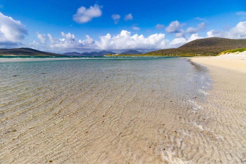 Seilebost beach Harris