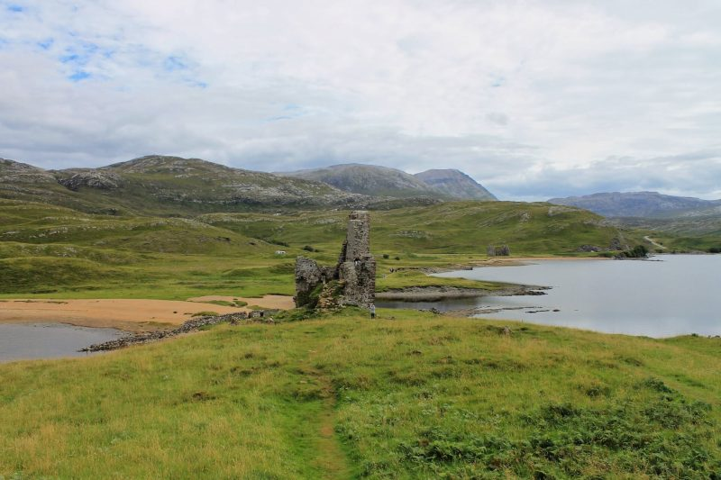 Ardvreck Castle e Calda House Scotland