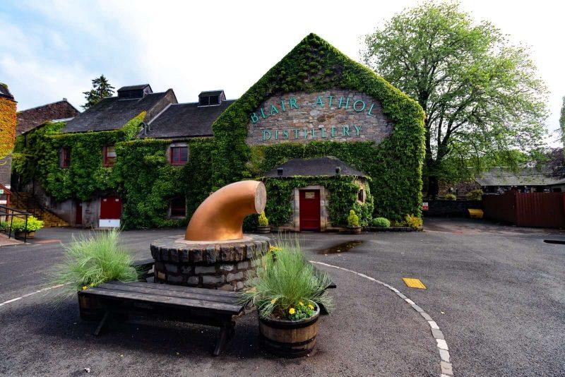 Scozia distilleria