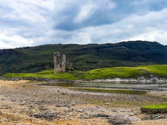 Ardvreck Castle Scozia