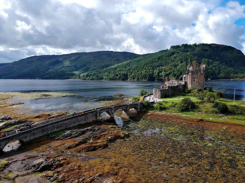 Scozia consigli castelli