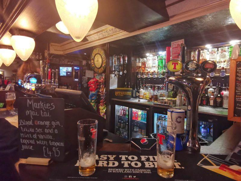 Scozia consigli pub