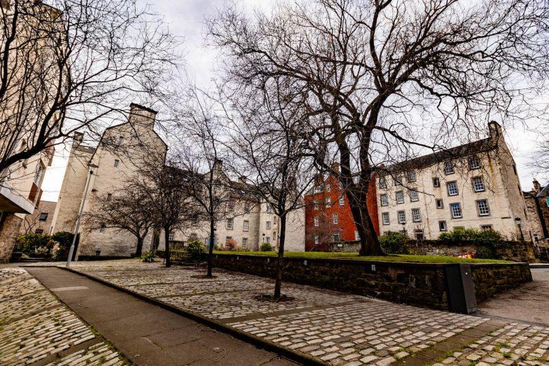 Chessel Court Edimburgo