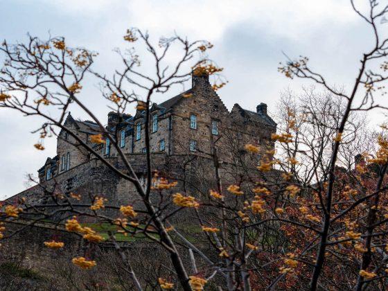 Edimburgo inverno
