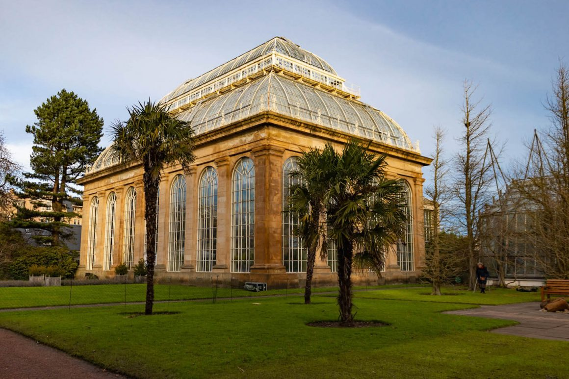 Edimburgo Botanic Garden
