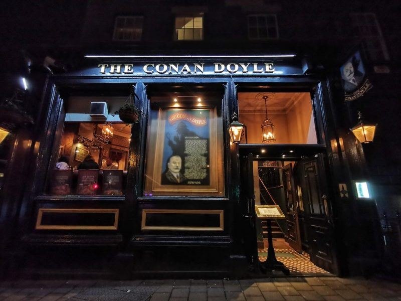 The Conan Doyle Pub Edimburgo
