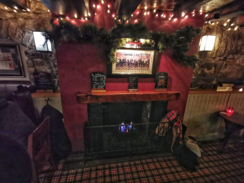 Jolly Judge pub Edimburgo