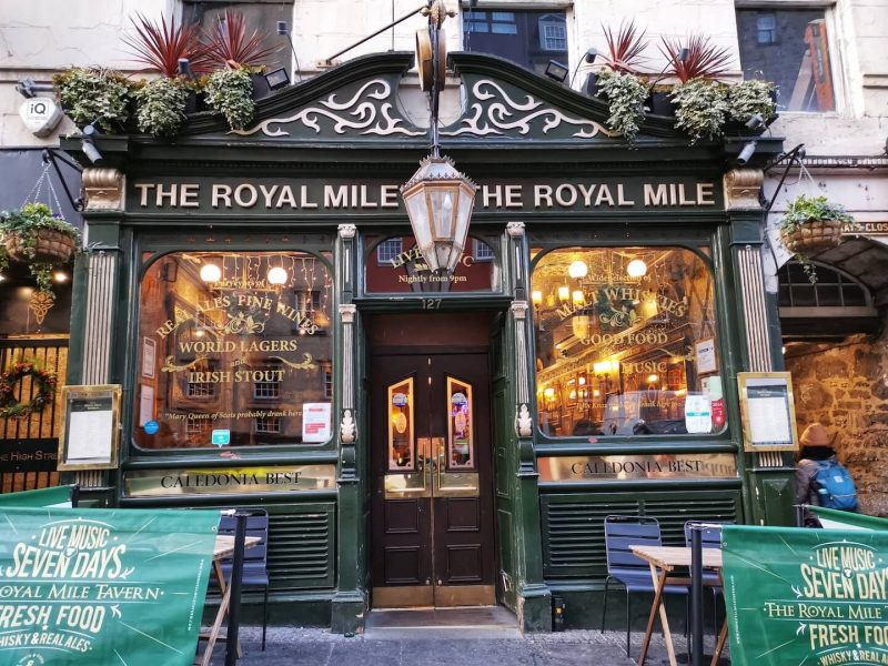Royal Mile Tavern Edimburgo
