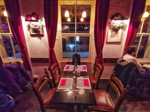 The doric pub Edimburgo