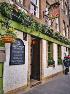 Pub Edimburgo Ensigne Ewart